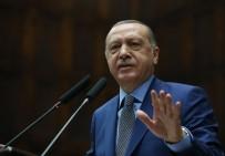 GÜVENLİ BÖLGE - Erdoğan'dan 'Güvenli Bölge' Açıklaması