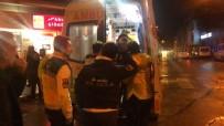 Gemlik'te İki Araç Çarpıştı Açıklaması 2'Si Çocuk 6 Yaralı