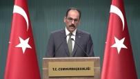SAĞLIK ÇALIŞANLARI - 'Güvenli Bölgenin Kontrolü Türkiye'de Olacak'