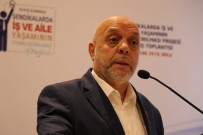 HAK İŞ - Hak-İş Genel Başkanı Mahmut Arslan Açıklaması