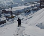 Hakkari'de 11 Yerleşim Yeri Ulaşıma Kapandı