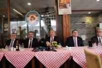 BASIN MENSUPLARI - Harb-İş Sendikası Genel Başkanı Bozal Açıklaması