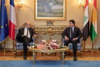 DIŞİŞLERİ BAKANLARI - İran Ve Fransa Dışişleri Bakanları Erbil'de