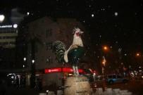 İranlı Genç Kar İle Denizli'de Tanıştı