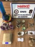 NARKOTIK - Isparta'da Uyuşturucu Operasyonu Açıklaması 3 Gözaltı