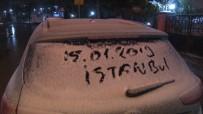 KADıOĞLU - İstanbul'da Kar Yağışı