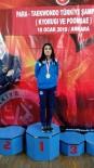 KAĞıTSPOR - Kağıtsporlu Teakwandocu, Dünya Şampiyonası Yolcusu