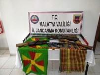 Malatya'da Terör Örgütü Propagandası Yapanlara Gözaltı