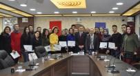 Mardin'de Girişimcilik Eğitimi Sertifikaları Dağıtıldı