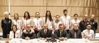 AVRUPA ŞAMPİYONU - Metin Şahin Açıklaması 'Tekvandoda Başarı Çıtasını Yükseltiyoruz'
