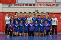 HENTBOL - Muratpaşa'da Kupa Mesaisi