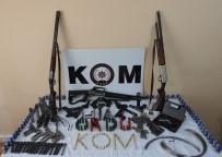 SİLAH KAÇAKÇILIĞI - Ordu'da Silah Kaçakçılığı Operasyonunun Detayları Netleşti