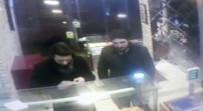ÇİĞ KÖFTE - (Özel) Dükkan Bakma Bahanesiyle Geldi Dükkan Sahibinin Telefonunu Çaldı