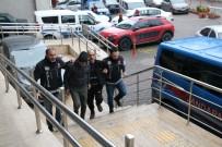 NARKOTIK - Polis Köpeği Dark, Otomobile Gizlenen Uyuşturucuyu Böyle Buldu