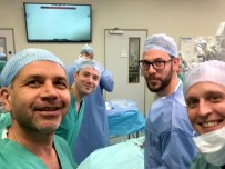 ROBOT - Robotik Cerrahide Türkiye'nin Adını Dünyaya Duyurdu