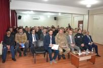 BAĞIMLILIK - Sason'da 'Uyuşturucuyla Mücadele Toplantısı' Yapıldı