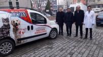 Sinop'ta Hayvan Ambulansı Hizmete Girdi