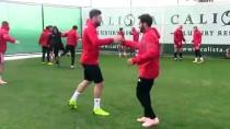 ALANYASPOR - Sivasspor, Aytemiz Alanyaspor Maçı Hazırlıklarına Başladı