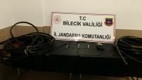 TÜRK TELEKOM - Suçüstü Yakalanan Kablo Hırsızları Tutuklardı