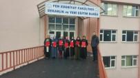 ÖĞRETIM GÖREVLISI - Sürekli Eğitim Merkezi Genel İngilizce Kursu Tamamlandı