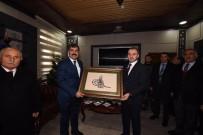 DOĞALGAZ - Teşkilat Başkanı Kandemir'den Başkan Asya'ya Özel Teşekkür