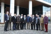 TOBB Başkanı Hisarcıklıoğlu YTSO'yu Ziyaret Etti