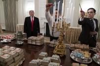 MEKSIKA - Trump, Beyaz Saray'a 300 Hamburger Sipariş Etti
