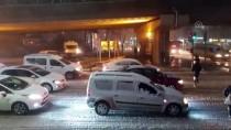 Uşak'ta Yoğun Kar Ulaşımı Etkiliyor