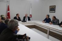 Vali Kaldırım;'Elazığspor İçin  Güçlü Bir Yönetimin Oluşması Gerekiyor'