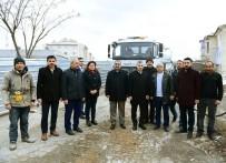 AHMET YESEVI - Yeşilyurt'ta Kentsel Dönüşüm Projesi