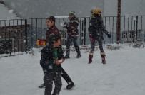 MILLI EĞITIM MÜDÜRLÜĞÜ - Yurdun Büyük Bir Bölümünde Eğitime Kar Engeli