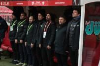 FATIH ÖZTÜRK - Ziraat Türkiye Kupası Açıklaması İstikbal Mobilya Kayserispor Açıklaması 0 - Akhisarspor Açıklaması 2 (İlk Yarı)