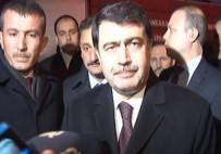 ANKARA VALİSİ - '5 İşçi Hayatını Kaybetti, 1 İtfaiye Eri Dumandan Etkilendi'