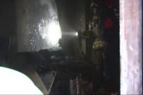 GÖZYAŞı - 5 Katlı Binada Yangın Açıklaması 5 Kişi Kurtarıldı