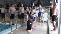 BEDENSEL ENGELLİ - Adana'da Engellilere Dalgıçlık Eğitimi