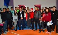 Adana'da 'Okullar Arası Gençler Dart Müsabakaları' Tamamlandı