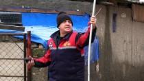Adana'da Sağanak Su Baskınlarına Yol Açtı