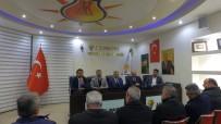 MEMDUH BÜYÜKKıLıÇ - AK Parti Develi İlçe Teşkilatı İstişare Toplantısı Yaptı