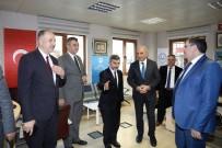 HASTANE - AK Parti Ümraniye Belediye Başkan Adayı Yıldırım, Kamu Kurumlarını Ziyaret Etti
