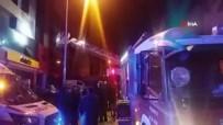 MOBİLYA - Ankara'da Mobilya Mağazasında Yangın Açıklaması 5 Yaralı