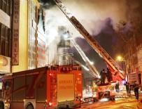 MOBİLYA - Ankara Siteler'de yangın! Ölü ve yaralılar var!