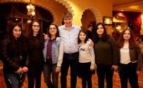 Antalya'da 790 Okul Birincisi Bin 580 Yakını İle Birlikte Tatile Çıkıyor