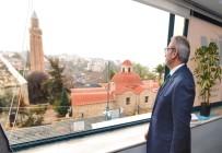 MILLI EĞITIM BAKANLıĞı - Antalya Valisi Münir Karaloğlu Antalya'nın 2019 Hedeflerini Anlattı