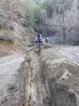 ÖZLEM ÇERÇIOĞLU - ASKİ Kuyucak'ta Sulama Kanallarını Temizledi