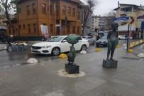 KARİKATÜRİST - Avanak Avni Heykelini Çalan Şüphelinin Hapsi İstendi