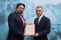 Balıkesir'de AK Parti'nin  Boş Olan 4 İlçe Teşkilatına Atama Yapıldı