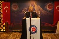 MEMDUH BÜYÜKKıLıÇ - Başkan Büyükkılıç, Öz Ağaç-İş Sendikası Toplantısında