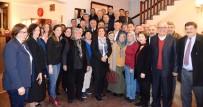 Başkan Çerçioğlu, Yenipazar'da Muhtarla Buluştu