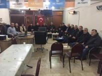 Başkan Yalçın Teşkilat Toplantısına Katıldı
