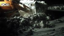Bayburt'ta Şiddetli Rüzgar